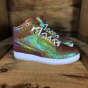 NEW Nike Air Python Metallic Tawny